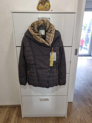 Alife & Kickin Winter Jacket black