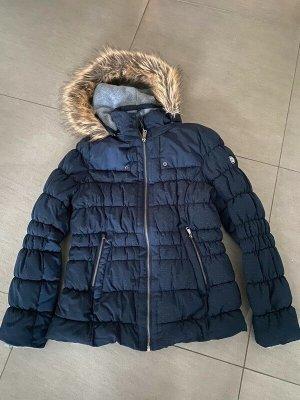 Cecil Winter Jacket dark blue