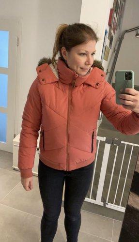 Roxy Kurtka zimowa brzoskwiniowy
