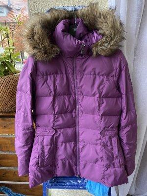 Tommy Hilfiger Chaqueta de invierno violeta amarronado-lila