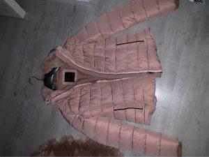 Winterjacke Zara rosa