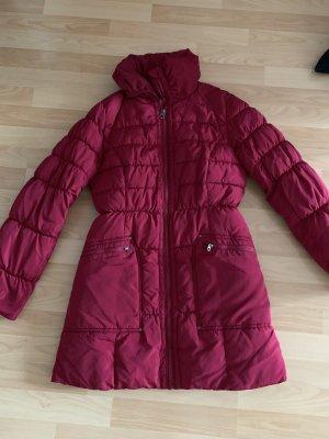 Tom Tailor Gewatteerde jas donkerrood