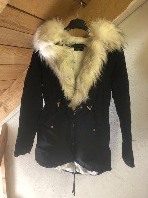 Best emilie Fur Jacket black