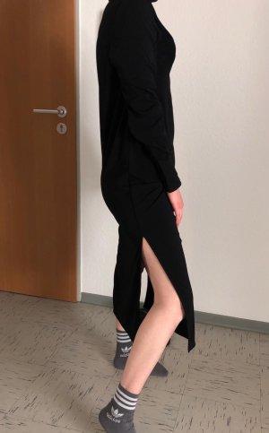 Zara Sukienka maxi czarny