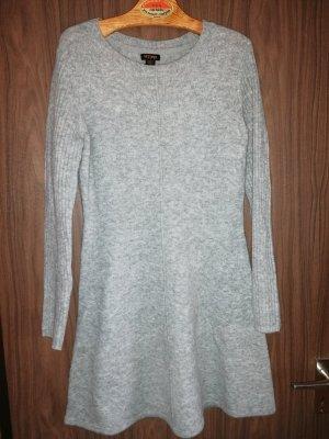 Vetiver Robe en laine gris clair