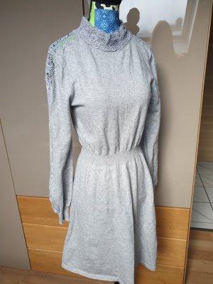 Anna Field Robe trapèze gris clair-gris