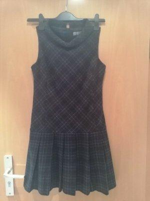 Hallhuber Donna Woolen Dress black
