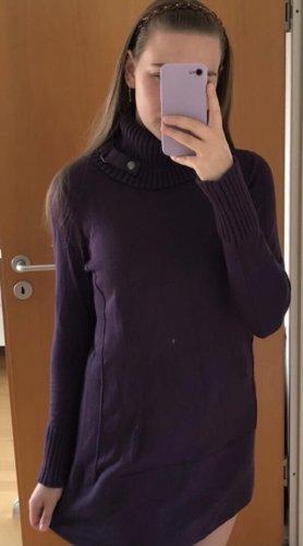 Bonita Sweater Dress dark violet