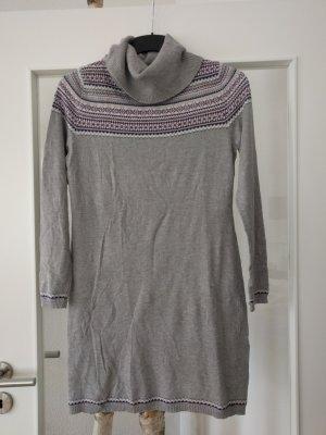 Ohne Robe en laine gris clair
