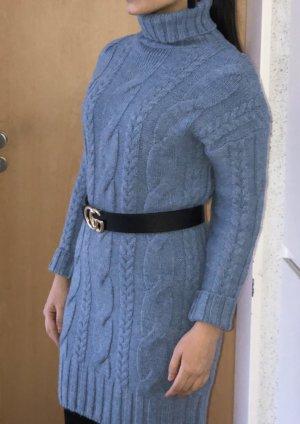 Orsay Vestito di lana blu fiordaliso