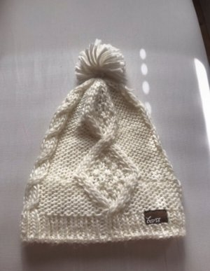 Winterlich warme und kuschelige Mütze