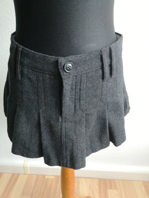 Superdry Wool Skirt multicolored