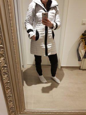 Kuhjo Płaszcz zimowy biały