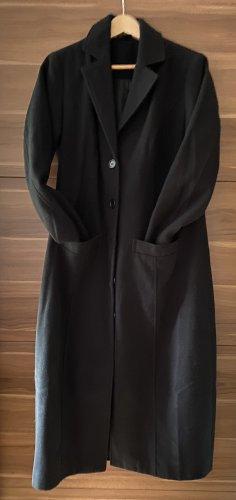 Bon Prix Płaszcz zimowy czarny