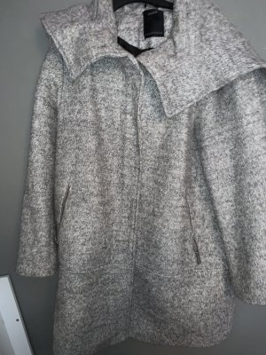 C&A Abrigo con capucha multicolor
