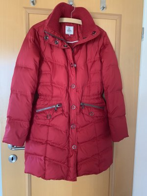 Esprit Down Coat brick red