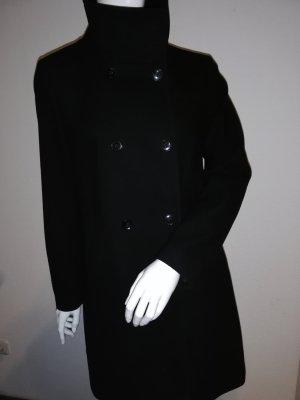 Benetton Cappotto invernale nero