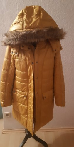 BC Winter Coat yellow