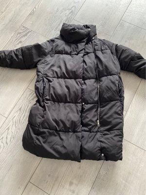 Mango Płaszcz puchowy czarny