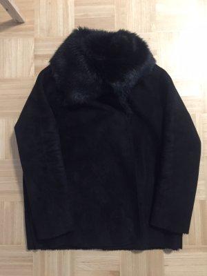 Derhy Short Coat black