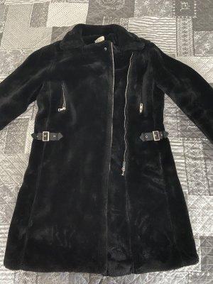 JCL Winter Coat black polyester