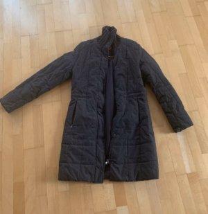 Esprit Quilted Coat brown-dark brown