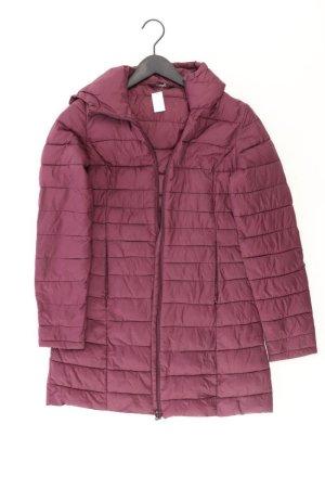Płaszcz zimowy fiolet-bladofiołkowy-jasny fiolet-ciemny fiolet
