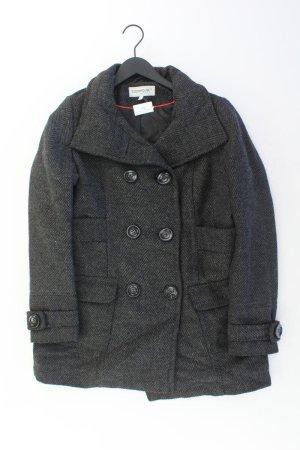 Wintermantel Größe XL grau aus Polyester