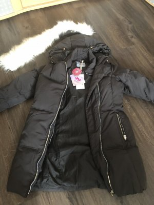 Mymo Abrigo acolchado negro