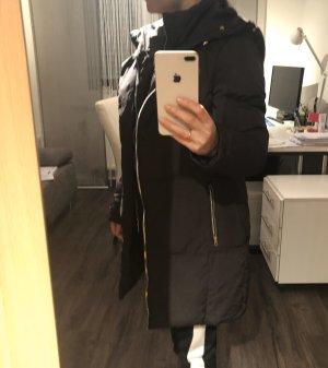 Mymo Gewatteerde jas zwart