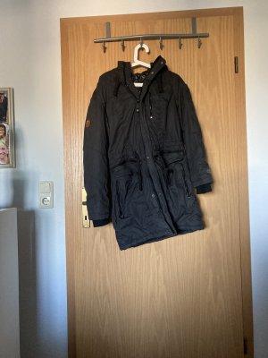 Khujo Winter Coat anthracite-black