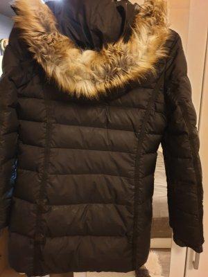 Marco Polo Winter Coat black