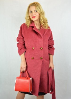 Woolen Dress russet