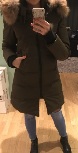 Down Coat khaki