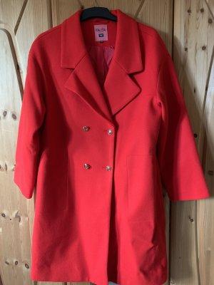 Chi Chi London Płaszcz zimowy czerwony