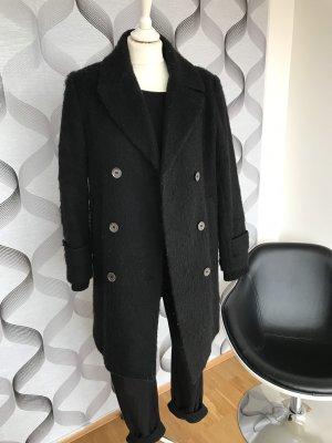 French Connection Abrigo de invierno negro