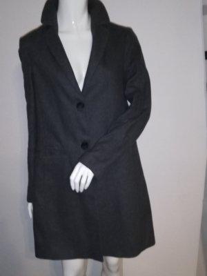 s. Oliver (QS designed) Cappotto invernale grigio