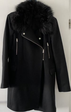 Wintermantel  schwarz Zara Gr. L