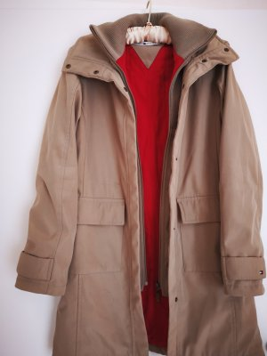 Tommy Hilfiger Winter Coat beige-red