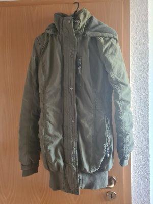 Bench Winter Coat khaki