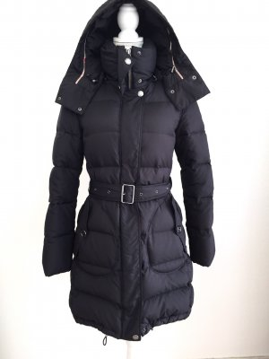 Wintermantel von Burberry Brit in Schwarz Gr. S