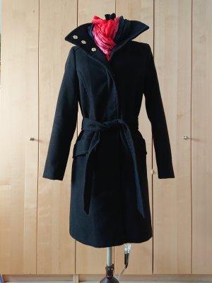 H&M Manteau d'hiver noir
