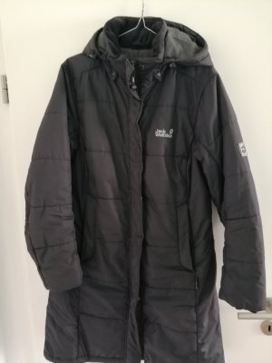 Jack Wolfskin Winter Coat black