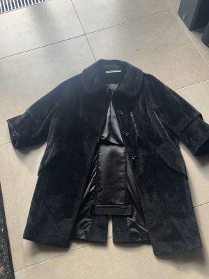 Dorothee Schumacher Płaszcz zimowy czarny