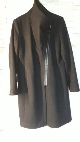 Zero Wool Coat black