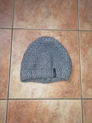 Blind Date Chapeau en tricot gris clair-gris