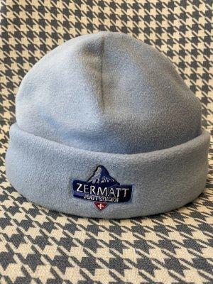 Cappello da panettiere azzurro Poliestere