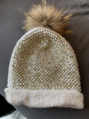 Fabric Hat natural white