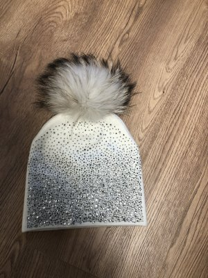 Fur Hat white