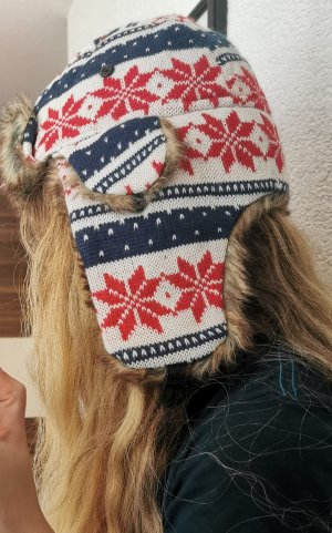 Six Sombrero de Laponia multicolor